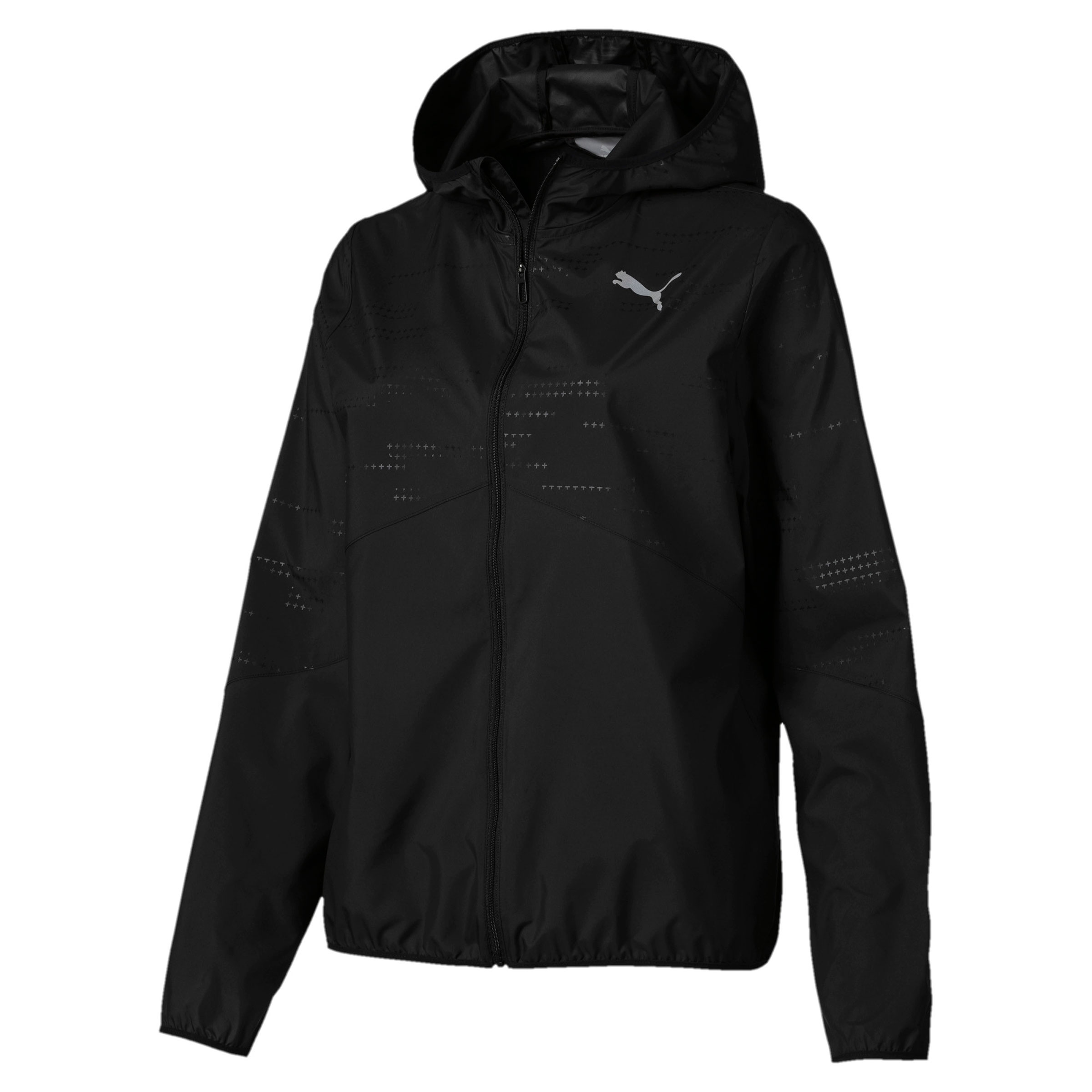 Vetrovka Puma Ignite Hooded Wind Jacket